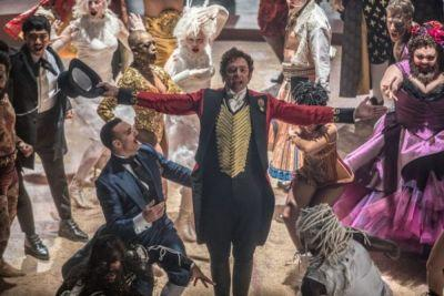 The Greatest Showman Movie Trailer