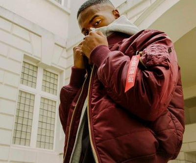 Alpha Industries Hits the Streets of London in FW18 Lookbook