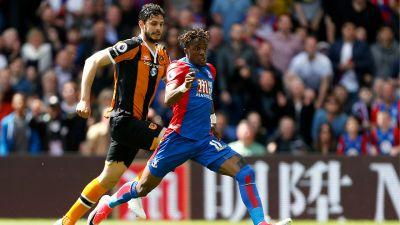 Hull relegated from Premier League after lopsided loss to Crystal Palace