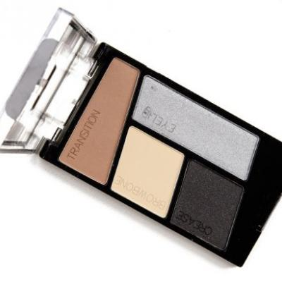 Wet 'n' Wild The Night's Quad Color Icon Eyeshadow Quad Review & Swatches