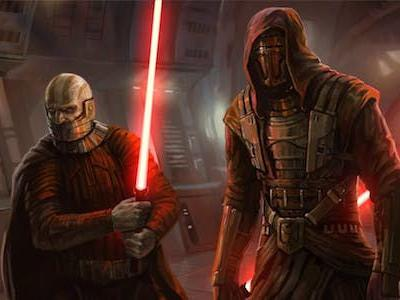 A Star Wars: Knights Of The Old Republic Movie Is Reportedly In The Works