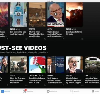 Apple paid to show BuzzFeed News videos before Facebook, Twitter, and YouTube
