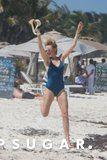 Dancing Queen! Naomi Watts Worships the Sun During a Beach Day in Mexico