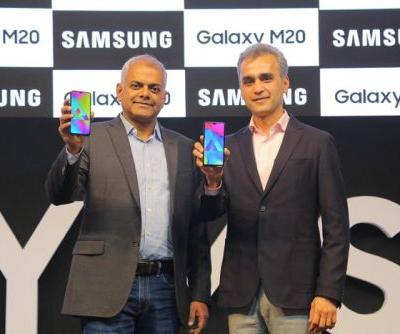 Samsung Galaxy M20 launched in South Korea