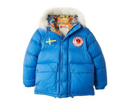 Advent Calendar Day 10: Acne Studios x Fjällräven Expedition Down Jacket