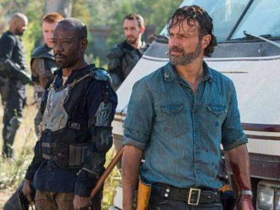 The Walking Dead Is Heading To Theaters For A Big Event