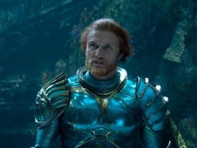 New Aquaman Clip Features Orm Meeting with King Nereus