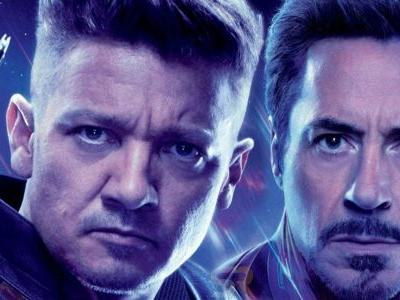 Robert Downey Jr. & Jeremy Renner Reflect On Their Characters' MCU Journeys