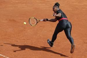 French Open saying 'Non!' to Serena's catsuit