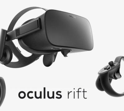 Oculus Rift VR Headset Price Drops To $399 Permanently