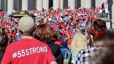 West Virginia Teachers Strike Set To Continue After Lawmakers Lower Raises