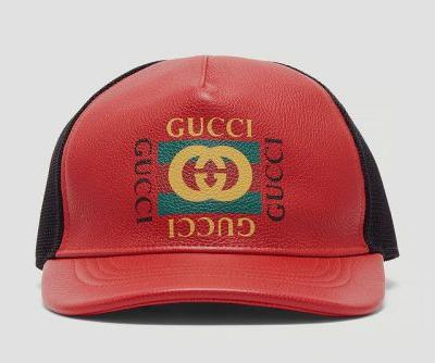 Gucci Releases A Luxurious Take on the Classic Trucker Hat