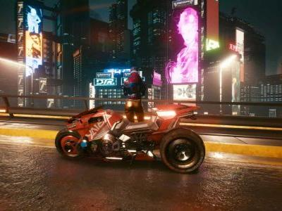 PS5 Won't Get The Cyberpunk 2077 Next-Gen Update Till Late 2021