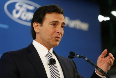 The reported firing of Ford CEO Mark Fields is 'like a coup'