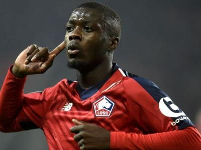 Sources: Arsenal agree fee with Lille for Pepe