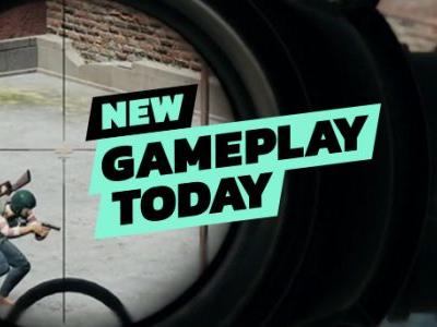 New Gameplay Today - PUBG On Xbox One X