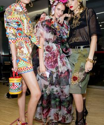Dolce and Gabbana: Ready-To-Wear SS19