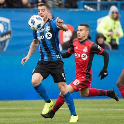 Piatti scores twice, Impact beats Toronto 2-0 to stay alive