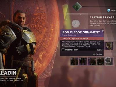 Destiny 2 targets hardcore players with random roll Masterwork weapons, vendor changes, much more in huge laundry list of improvements