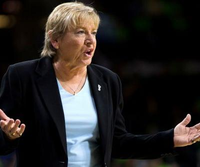 UNC women's hoop coach resigns after 'racially insensitive' comments