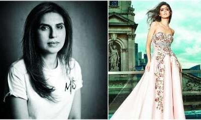 'I eat, breathe, sleep fashion': Designer Monisha Jaising