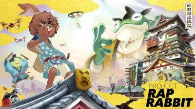 Project Rap Rabbit Announced: From The Makers of Gitaroo Man and PaRappa