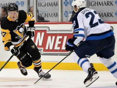 Pittsburgh Penguins' youngsters embarrass Winnipeg Jets