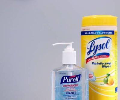 Hurry and you can actually order Purell from Amazon