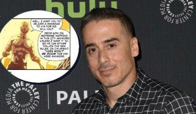 Arrow Season 6 Adds Kirk Acevedo as Villain Richard Dragon