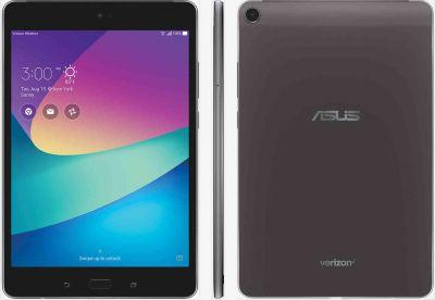 ASUS ZenPad Z8s is a new Android Nougat tablet on Verizon