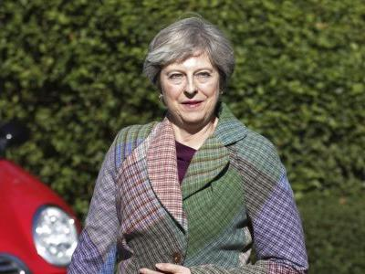 UK's May says she is 'resilient' amid threats to leadership