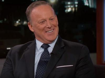 Sean Spicer Is Trying To Get His Own TV Talk Show
