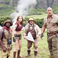 Today in Movie Culture: 'Jumanji' VFX Breakdown, 'Black Panther' as an Arcade Game and More