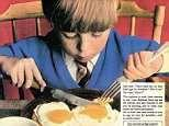 Eating an egg a day reduces risk of stroke by more than 25%