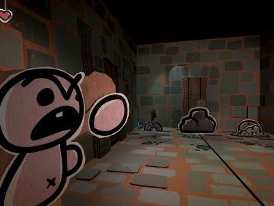 Binding Of Isaac Prequel The Legend Of Bum-bo Releasing This Year