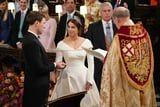 Princess Eugenie's Wedding Band Almost Didn't Fit, but Jack Brooksbank Handled It Like a Pro