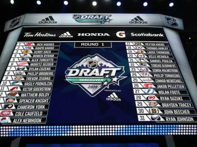 What time is the NHL Draft lottery? TV channel, odds & more to watch the Phase 2 drawing