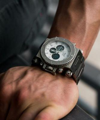 Atypicalconcepts: THE ALEXANDER VIP 43MM by SWOLE