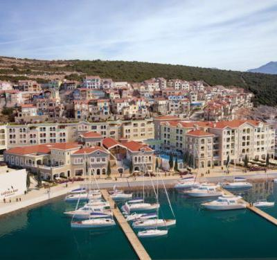 Inside Montenegro's Newest Resort, The Chedi Lustica Bay