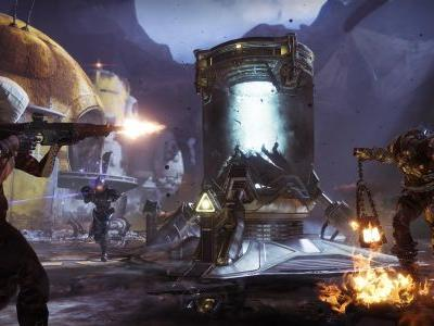 Destiny 2: Forsaken will let you bring Year One weapons and armour to the new cap
