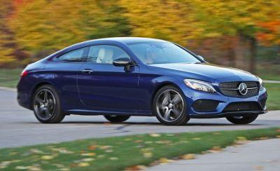 Coup d'Oeil: 2017 Mercedes-Benz C300 Coupe 4MATIC Tested
