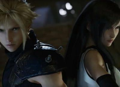 Final Fantasy 7 Remakes offers real-time combat, a play on turn-based commands