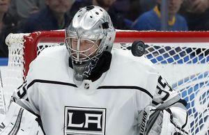 Toffoli scores twice, Kings match Blues for 2nd-best in West