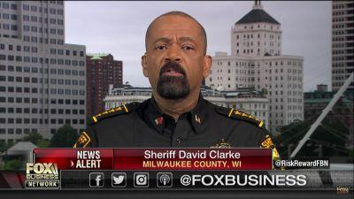 Sheriff David Clarke Reportedly Plagiarized 47 Parts of his Homeland Security Master's Thesis