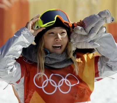 Chloe Kim recounts how her dad drove her six hours to Mammoth every week