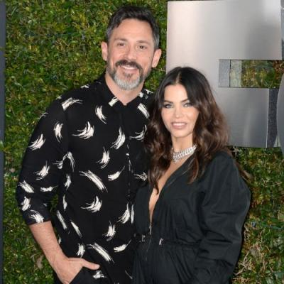"Jenna Dewan and Steve Kazee Are Engaged: ""You Have My Heart"""