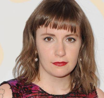 Lena Dunham Just Had Her Left Ovary Removed
