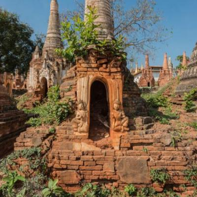 A Lost Village of Buddhist Treasures