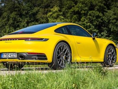Porsche 911 Carrera Review: The Less Powerful 992 Is The One You Want
