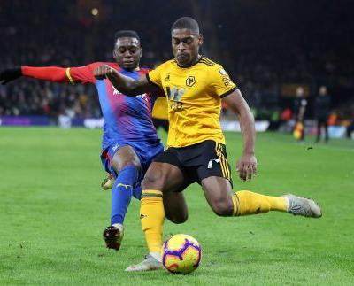 Crystal Palace score late to beat Wolves 2-0 in EPL